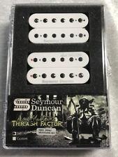 Seymour Duncan Dave Mustaine Thrash Factor White Humbucker Signature Pickup Set