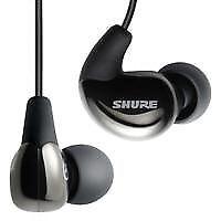 Shure Canal Earbud (In Ear Canal) Headphones