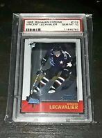 1998 Bowman Chrome #103 VINCENT LECAVALIER Rookie RC PSA Gem Mt 10! HOF? 📈📈