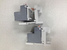 Carlo Gavazzi CGT-12M-9.0 x17, AZ-12H x2 Thermal Overload Relay With Mount