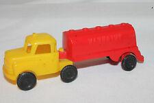 1950's Wannatoy Gasoline Semi Truck, Nice Original