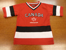 Red Team Canada Vancouver Youth Hockey Jersey TeePee