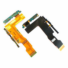 100% Genuine Sony Xperia S LT26i flex ribbon cable+side UI camera volume buttons