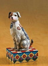 Jim Shore Heartwood Creek Terry The Terrier Dog Figurine - New In Box