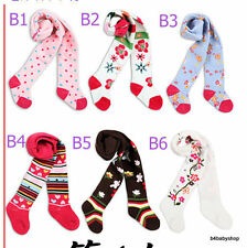 2 x Baby girls colourful Socks Tights!3-6M.6-12M12-18M