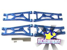 ALUMINUM FRONT+REAR LOWER ARM B ASSOCIATED ProLite ProRally ProSC 4x4 TEAM 1/10