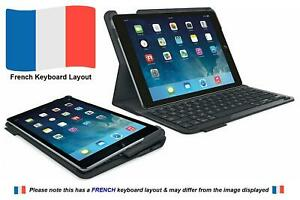Logitech Type+ Folio Case with Keyboard for iPad Air 2 - French Tastatur