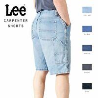 Vintage LEE Original Hemmed Denim Carpenter Shorts Work Various Sizes