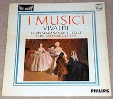 Vinile Vivaldi- I Musici-La Stravaganza Op. 4-Vol I –Concerti Nos.1-2-3-4-5-6