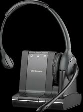 Used Plantronics Savi W710-M Mono Wireless Headset with Bluetooth and USB