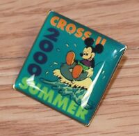 Genuine Disney Cross U 2000 Summer Collectible Mickey Mouse Pin **READ**