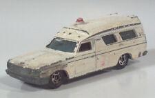 "Vintage 1975 Tomy Tomica Toyota Ambulance 3"" Diecast 1:70 Scale Model"