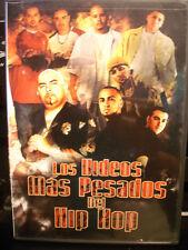 Los Videos Mas Pesados Del Hip Hop (DVD, 2005) WORLDWIDE SHIP AVAIL