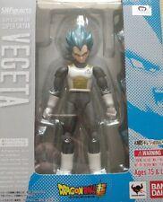 S.H. Figuarts Dragon Ball Z Super Saiyan God Super Saiyan Blue Vegeta SSGSS