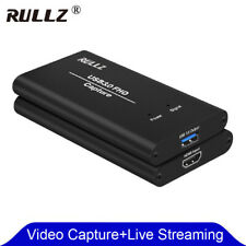 Full HD Video Capture Card HDMI to USB 3.0 Game Recording Box OBS Live Streaming