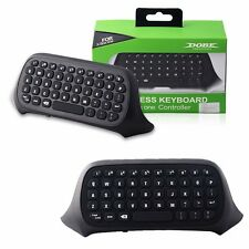 2.4G Wireless Chatpad Message Keyboard  3.5mm Audio Port For Xbox One Controller