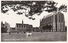 The College, Chapel & Hall With Cattle, LANCING, Sussex RP