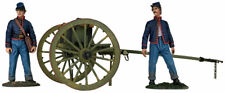 BRITAINS SOLDIER 31291 - Federal Light Artillery Limber With Two Man Crew