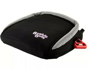 BubbleBum Inflatable Car Booster Seat, Group 2/3, Black portable universal NEW