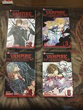 Vampire Knight Vol 2-5