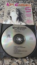 KIM CARNES Crazy In The Night Barking At Airplanes Divided Hearts RARE 1990 CD