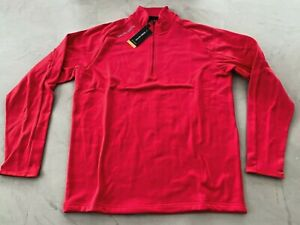 Galvin Green DRAKE Insula Pullover Medium Red - Worn once
