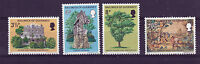 GUERNSEY 1975 VICTOR HUGO SET OF ALL 4 COMMEMORATIVE STAMPS MNH