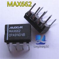 5 Pcs MAX662CPA MAX662 DIP8