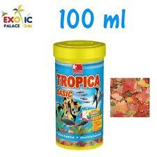 DAJANA TROPICA 100ml MANGIME IN FIOCCHI PER PESCI TROPICALI CIBO SCAGLIE ACQUARI