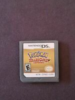 Pokemon HeartGold Version   Nintendo DS 3DS Tested / Working  