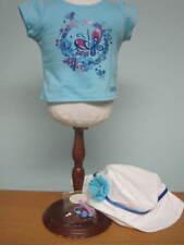 NEW American Girl 2014 Tee Shirt/Hat/Bracelet