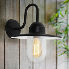 Outdoor Black Stainless Steel Wall Light IP44  Down Light Heritage Style ZLC087