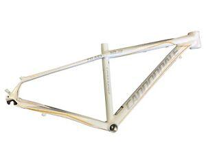 "Cannondale Trail SL3 Aluminum Hardtail Mountain Bike Frame 15"" Small 26"" 3SW26"