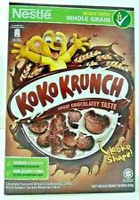 Nestle Koko Krunch Whole Grain 330g ( Great Chocholatey Taste)