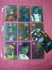 Reboot Fleer Ultra X10 Game Players Chromium Card 1:6 chase cards Fleer 1995 VFN