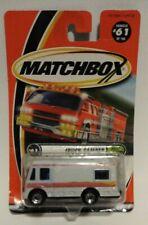 Matchbox Truck Camper #61 2000