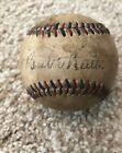 Babe Ruth Signed Autograph Baseball