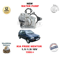 für Kia Pride DA 1.1i 1.3i 16V Kia Mentor FA 1.3 1.6i 1990- > Neue Wasserpumpe