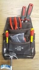 Tyzack 6a Carpenters Nail & Tool Oil Split Pouch Tool Apron