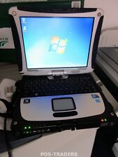 "Panasonic CF-19 MK4 Win7 Toughbook 10.1"" Touch I5 1,2Ghz 4GB DDR3 500GB HDD GPRS"