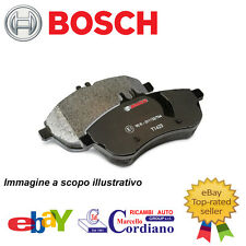 KIT PATTINI PASTIGLIE FRENO BOSCH LANCIA DELTA III (844) 1.6 D Multijet