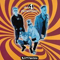 Die Fantastischen Vier - Die 4. Dimension (Vinyl LP - 1993 - EU - Reissue)