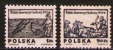 Poland 1974 Sc2070-12350-51 2v mnh Definitive Issue