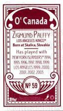 2003-04 Topps C55 Minis O Canada Red #59 Zigmund Palffy