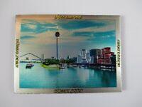 Düsseldort Fernsehturm Premium Souvenir Magnet,Germany Deutschland,Laser Optik !