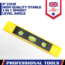 "9"" Torpedo Spirit Level 3in1 Magnetic High Quality Ruler Stable Measure Tool"