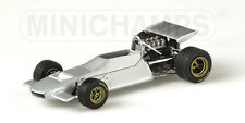 De Tomasso Ford 505/38 with Polished Aluminium Chassis 1:43 Model 400700099
