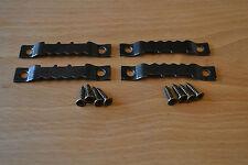 PICTURE HOOK SAWTOOTH HANGER SET (4) WITH SCREWS - PROKRAFT PKR SHH