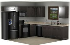New listing New! Rustic Grey Stained Barnwood Shaker Cabinets10x10 or custom layout