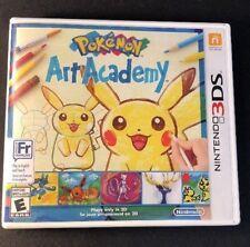 Pokemon Art Academy (3DS) USED